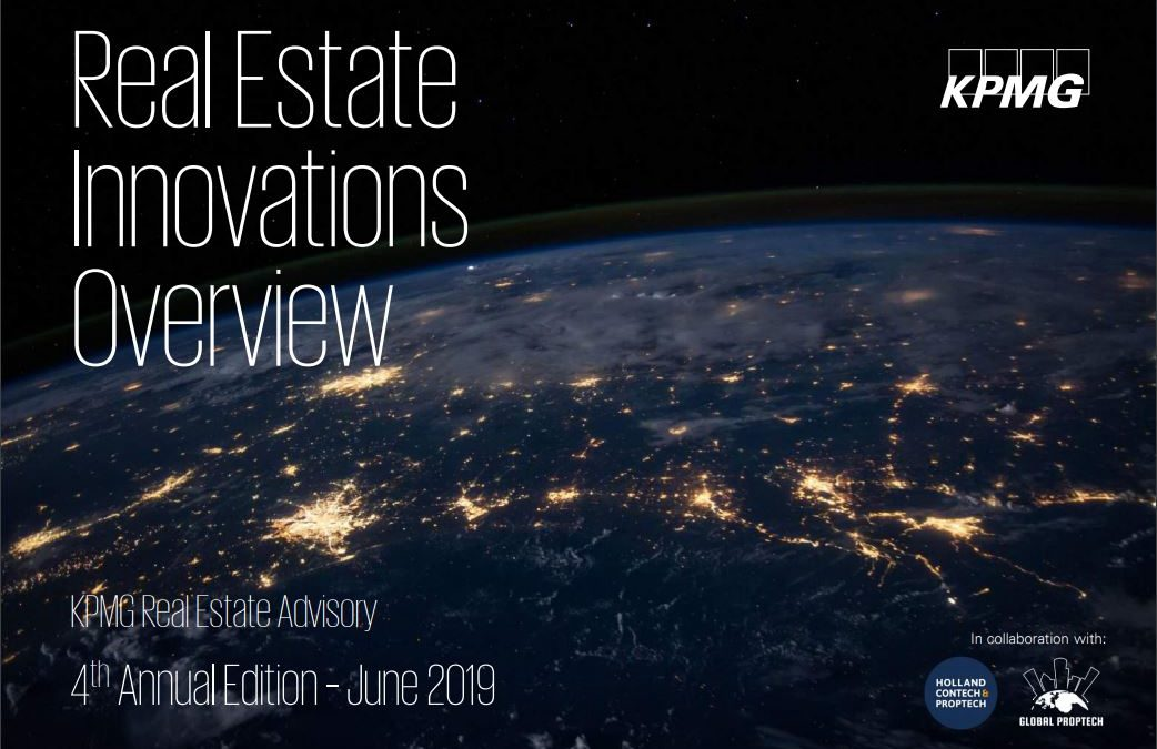 KPMG: Real Estate Innovations Overview 2019 feat. INOVORA